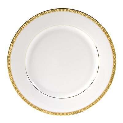 "Ten Strawberry Street Athens 10.625"" Dinner Plate"