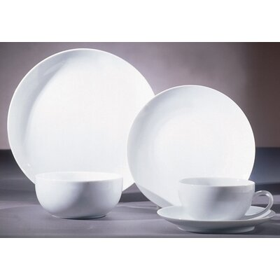Ten Strawberry Street Royal Coupe Dinnerware Set