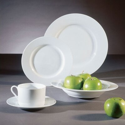Ten Strawberry Street Z-Ware White Dinnerware Set