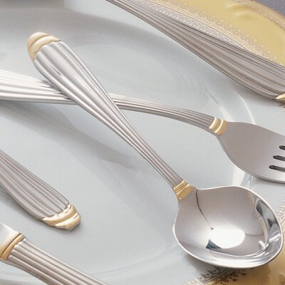 Parisian Gold Stainless Steel Teaspoon