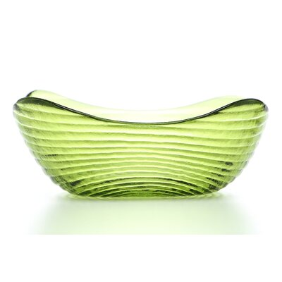"Ten Strawberry Street Zeus 6"" Square Bowl"