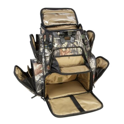 Nomad Mossy Oak Tackle Tek Lighted Backpack without Tray