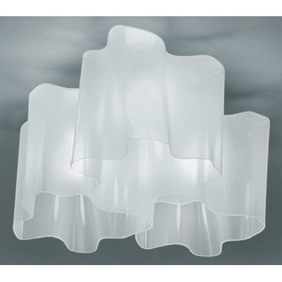 Artemide Logico Triple Nested Ceiling Light
