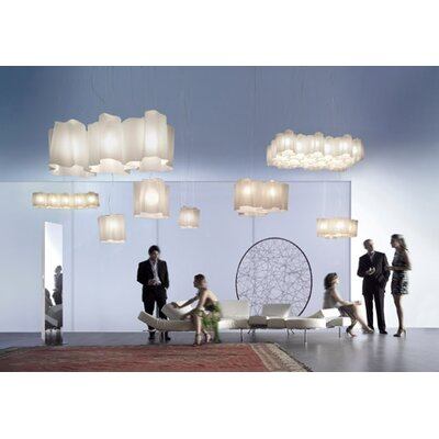 Artemide Logico Triple Nested Suspension