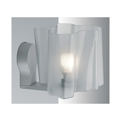 Artemide Logico Mini 1 Light Wall Sconce