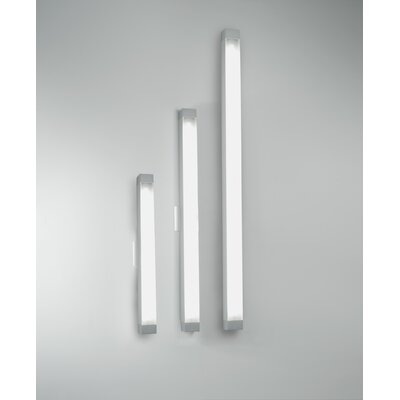 Artemide Square Strip 1 Light Wall Sconce