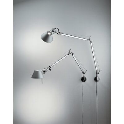 Artemide Tolomeo Classic Swing Arm Wall Lamp