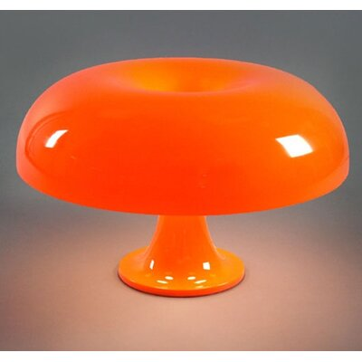 """Artemide Nesso 13"""" H Table Lamp with Bowl Shade"""