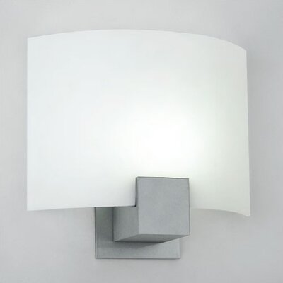 Artemide Dupla Curved 1 Light Wall Sconce
