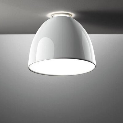 Artemide Nur Mini Gloss Ceiling Light