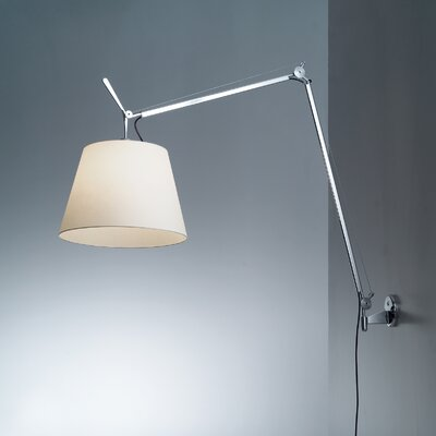 Artemide Tolomeo Mega Swing Arm Wall Lamp