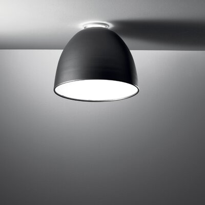 Artemide Nur 1 Light Flush Mount