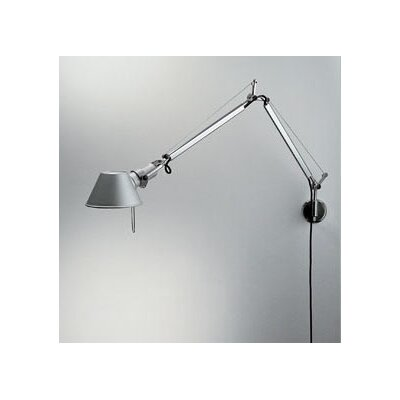 Artemide Tolomeo Micro Swing Arm Wall Lamp
