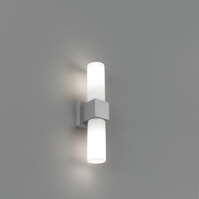 Artemide Dupla Double Light Outdoor Wall Light