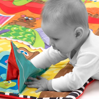 Playgro Happy House Super Mat