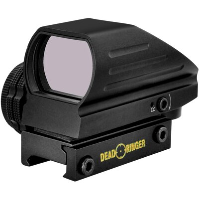 24x34mm 4 Retical 2 Color Monteria Red Dot Sight