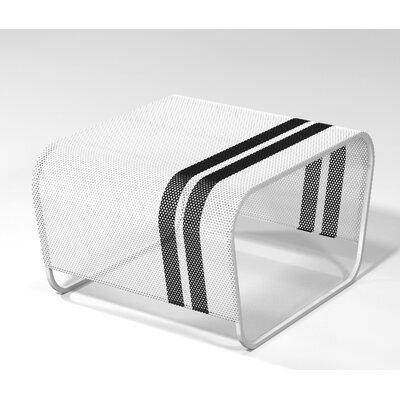 Markamoderna Lami Perforated Sheet Metal Side Table