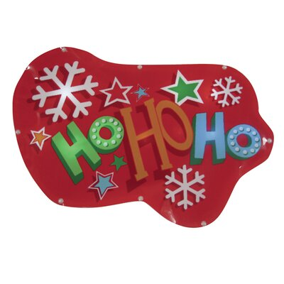 Brite Star Hohoho Show Sign 20 Light LED Light