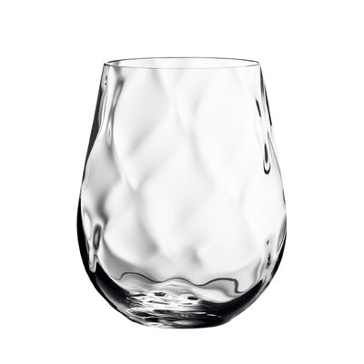 Orrefors Dizzy Diamond Iced Beverage Glass
