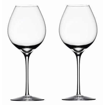 Orrefors Difference Crisp Wine Glass (Set of 2)