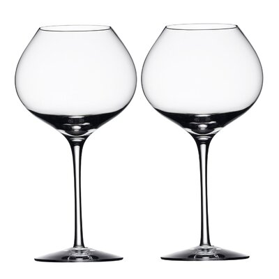 Orrefors Difference Dessert Wine Glass