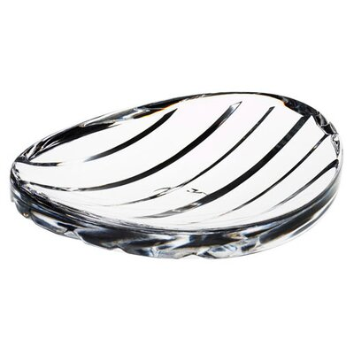 "Orrefors Fashion Tokyo 9.5"" Oval Platter"