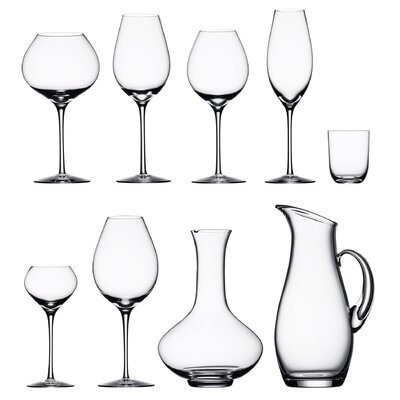 Orrefors Difference Drinkware Collection