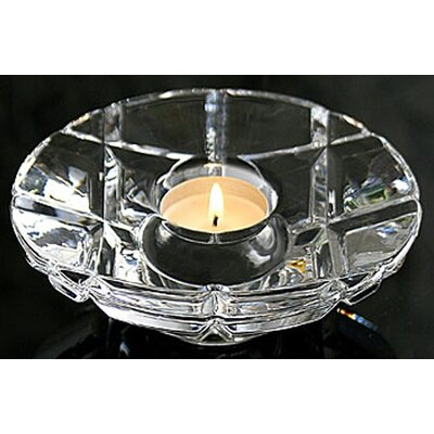 Orrefors Fashion New York Madison Crystal Votive