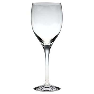 Orrefors Illusion White Wine Glass