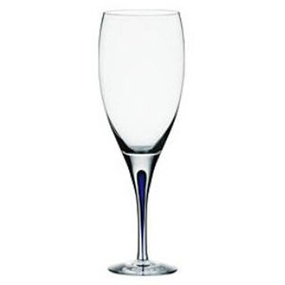 Orrefors Intermezzo Blue 11 oz. Goblet Glass