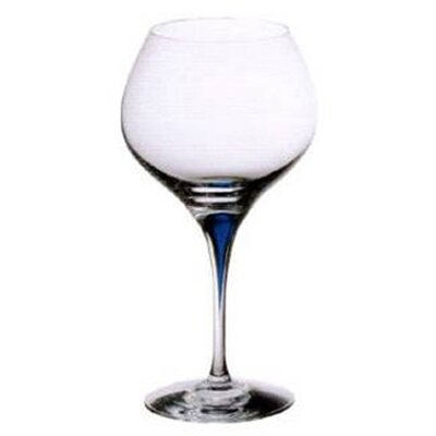 Orrefors Intermezzo Blue 20 oz. Bouquet Glass (Set of 2)