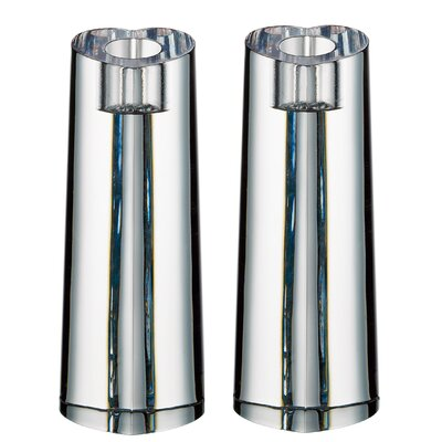 Orrefors My Heart Candlesticks (Set of 2)
