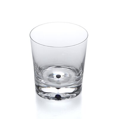 Orrefors Intermezzo Blue 13 oz. Double Old Fashioned Glass