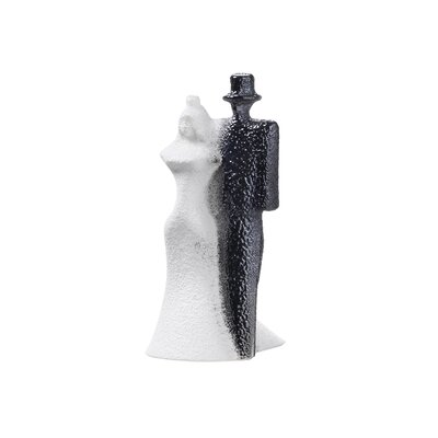 Kosta Boda Catwalk Bridal Couple Figurine