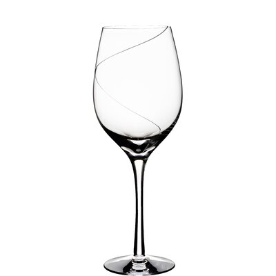 Kosta Boda Eclipse XL Red Wine Glass