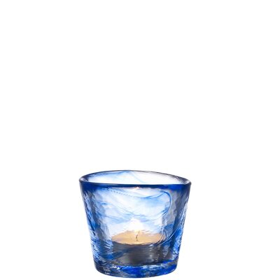 Kosta Boda Mine Glass Votive