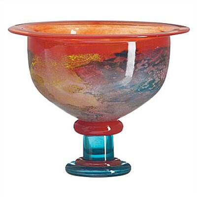 Kosta Boda Cancan Footed Bowl