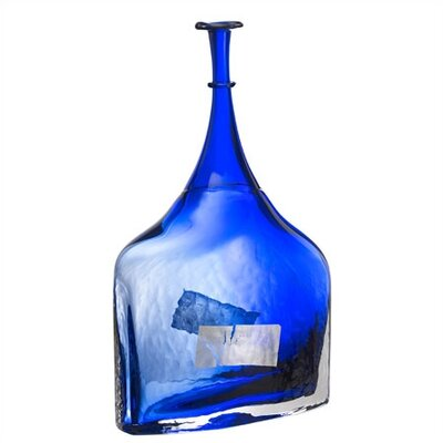 Kosta Boda Satellite Bottle Vase