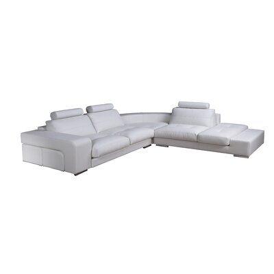 Eurosace Luxury Cosmo Sectional Deluxe Version