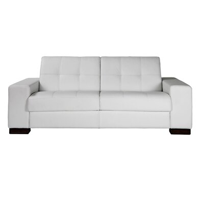 Eurosace Luxury Elite Leather Sleeper Sofa