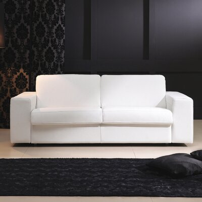 Luxury Penta Leather Sleeper Sofa