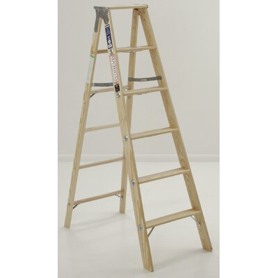 Michigan Ladder Tradesman Stepladder
