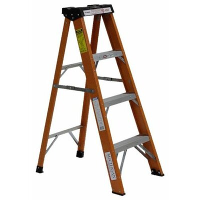 Michigan Ladder 5' Industrial Step Ladder