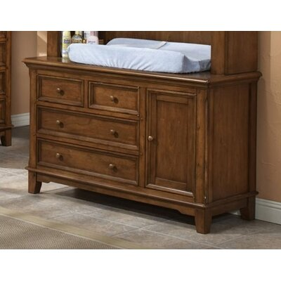 Westwood Design Jonesport Changing Table Combo Unit