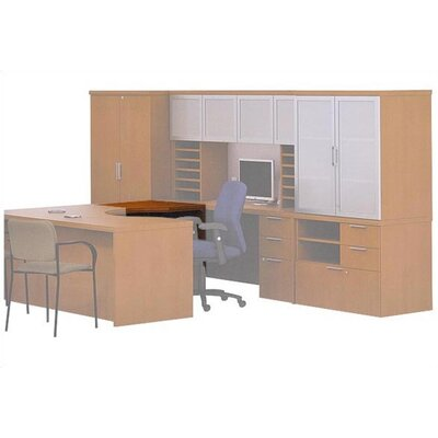ABCO Unity Executive Series Transitional Shell Desk