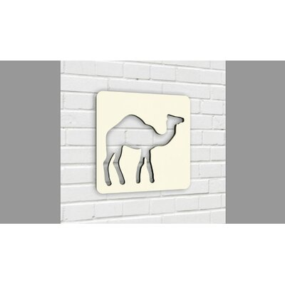 Numi Numi Design The Traveler Camel Wall Décor