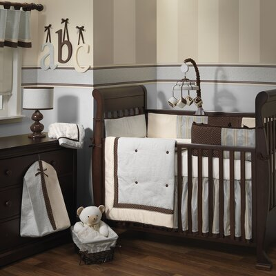 Lambs & Ivy Park Avenue Baby Crib Bedding Collection
