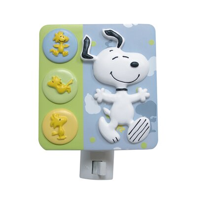 Lambs & Ivy Snoopy Night Light