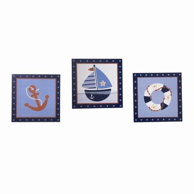 Sail Away Wall Décor