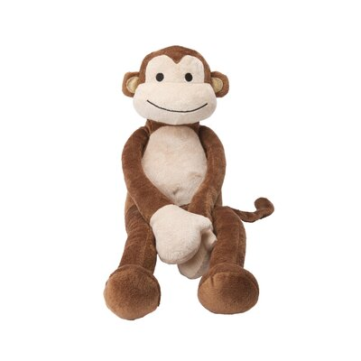 <strong>Lambs & Ivy</strong> Plush Monkey Toy